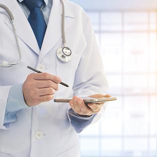 Screenings und ärztliche Check-Ups